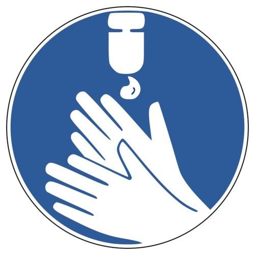Hände desinfizieren, praxisbewährt