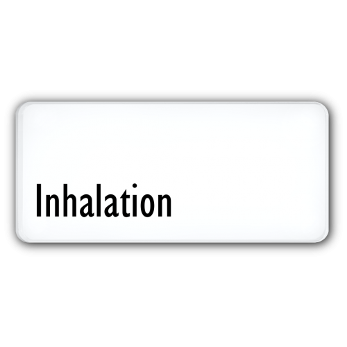 Inhalation