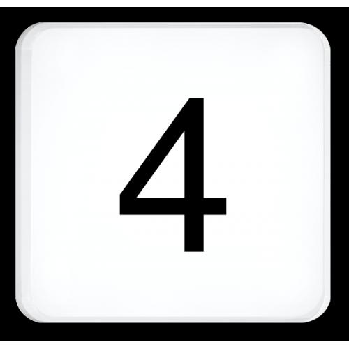 4 (nur Zahl)