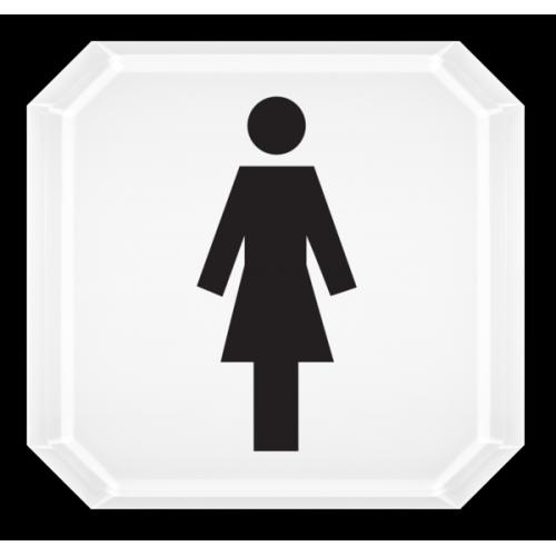 WC Damen (Symbol)