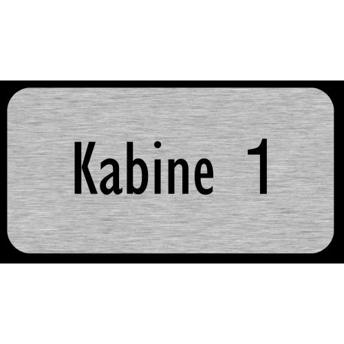 Kabine 1