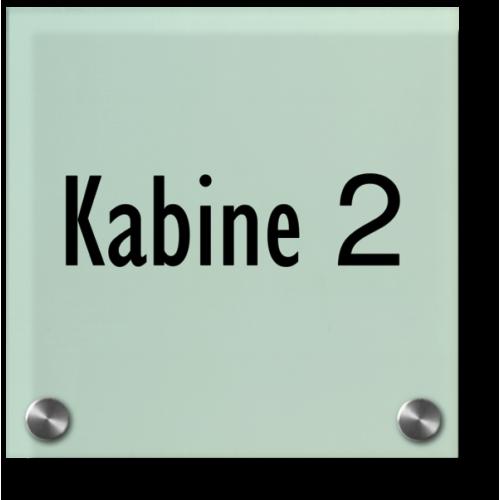 Kabine 2