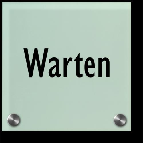 Warten