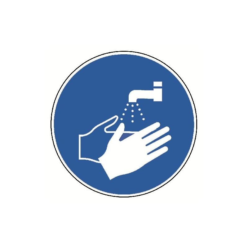 Hände waschen - M011